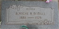 Blanche <i>Anderton</i> McMills