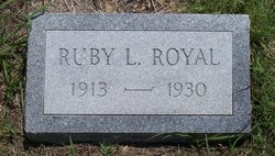 Ruby L Royal