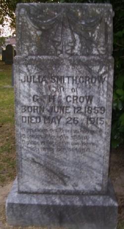Julia Smith Crow