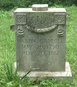 Capt Martin Gambill