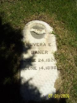 Luvera Ellen <i>Ensign</i> Baker