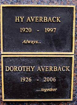 Hy Averback