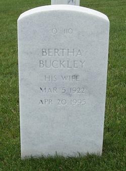 Bertha Buckley