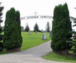 First Lutheran South Cemetery