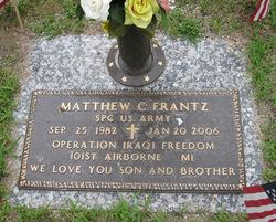 Matthew Curtis Frantz