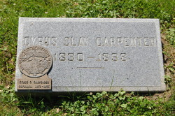 Cyrus Clay Carpenter