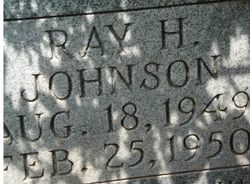 Ray H Johnson