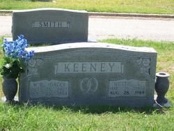 Nettie Lucille <i>Greaves</i> Keeney