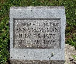 Anna Mae <i>Eagle</i> Aikman