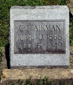Claude F. Aikman
