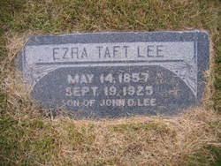 Ezra Taft Lee