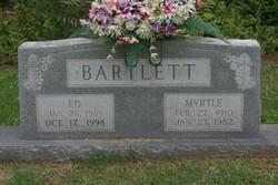 Myrtle <i>Plunk</i> Bartlett