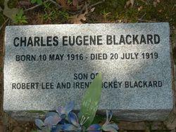 Charley E Blackard