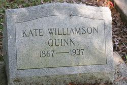 Lulie Kate <i>Williamson</i> Quinn