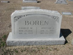 Charles M. Charlie Boren