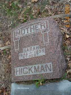 Sarah Hickman