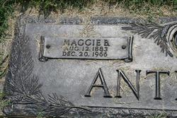 Magdalene Maggie <i>Black</i> Anthony