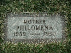 Philomena <i>Schneiderhan</i> Allmann