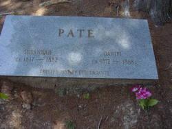 Susannah <i>Graham</i> Pate