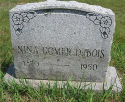 Nina <i>Gomer</i> DuBois