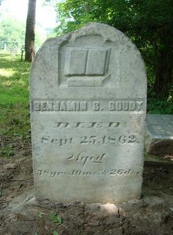 Benjamin B. Goudy