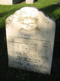 Clarissa E. Brown