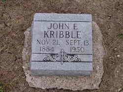 John E. Kribble