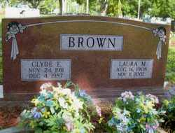Laura <i>Morris</i> Brown