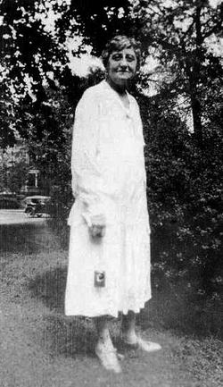 Emma Wendel <i>Hafendorfer</i> Volkerding