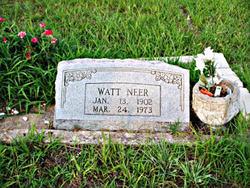 Watt Neer