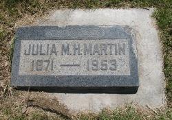 Julia May <i>Hawkins</i> Martin