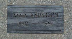 Cora Effie <i>Perkins</i> Anderson