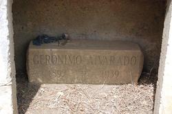 Geronimo Alvarado