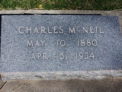 Charles McNeil
