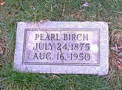 Pearl C <i>Lee</i> Birch