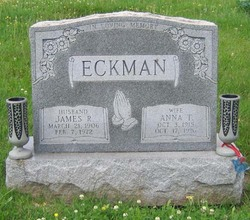 James R Eckman