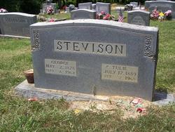 George Stevison