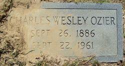 Charles Wesley Ozier
