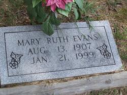 Mary Ruth Evans