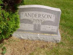 Clem E Anderson