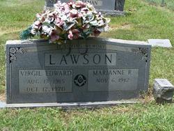 Virgil Edward Lawson