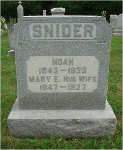 Noah Snider