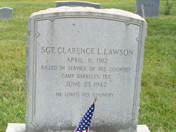 Clarence L. Lawson