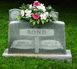 James Marion Bond