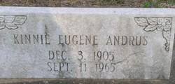 Kinnie Eugene Andrus