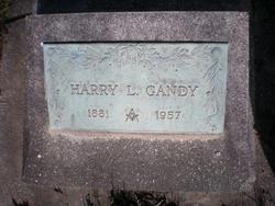 Harry Luther Gandy