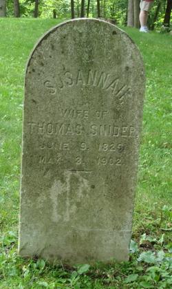 Susannah <i>Kennedy</i> Snyder
