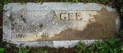 Joseph Alvey Agee