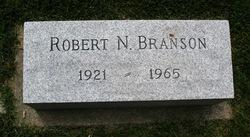 Robert N Branson