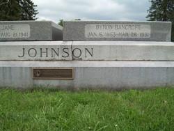 Byron Ban Johnson